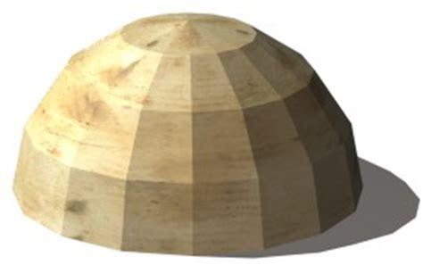 trapezium dome calculation tools