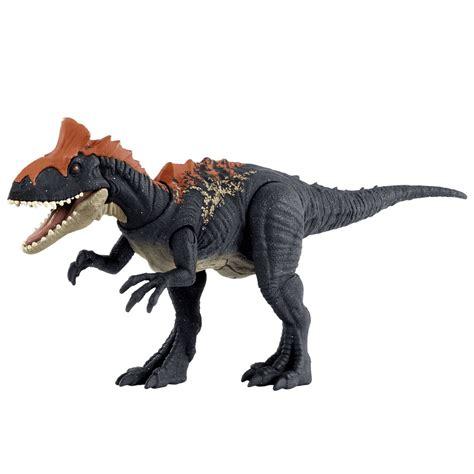 jurassic world sound strike cryolophosaurus camp