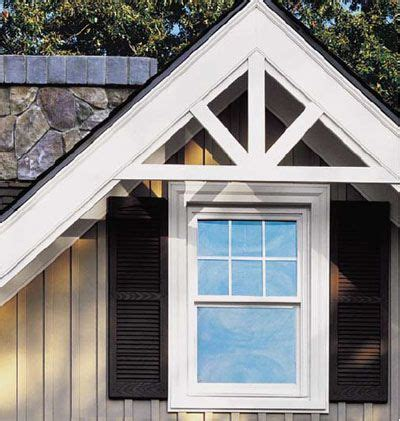 vinyl roof pattern 15 best images about roof peak decorations on pinterest