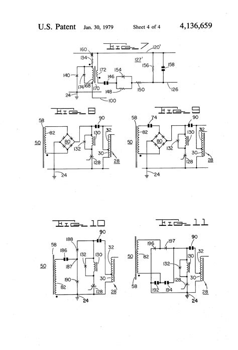 how to make a capacitor discharge ignition system patent us4136659 capacitor discharge ignition system patents