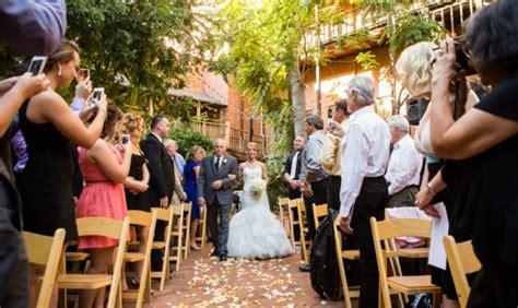 small wedding venues in sacramento ca court yard d oro in sacramento ca small weddings