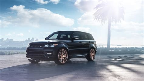 range rover wallpaper range rover sport avant garde wheels wallpaper hd car