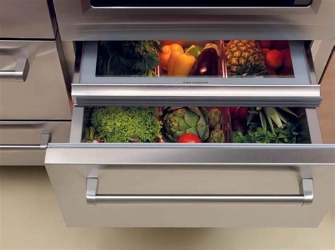 sub zero refrigerator drawers sourcing kitchen inspiration from sub zero and wolf
