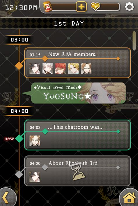 Home Design Story Jeux mystic messenger applications android sur google play