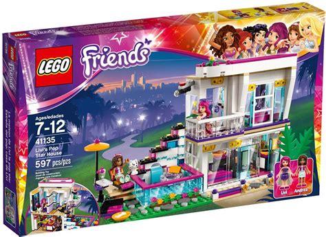 lego friends house toyzmag com 187 lego friends les nouveaut 233 s 2016