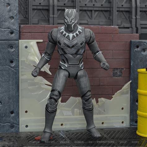 Figure Civil War 5pcs Captain Americaironmanavengermarvelsuperhero 1 compare prices on black panther toys shopping buy