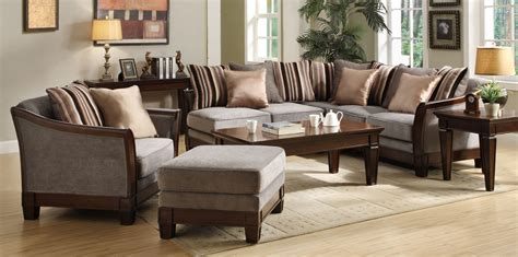 fabric sectional torino chenille he fabric sectional sofas
