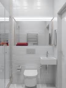 tiny shower sparkling white apartment with hideaway home offices