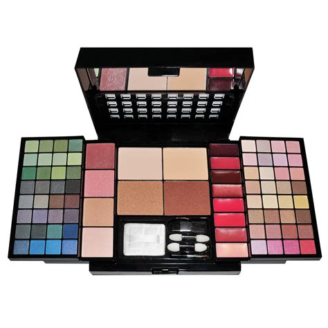 Box Make Up Travel Cosmetic 86 Palette Box Make Up