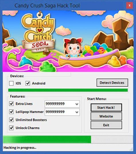 candy crush saga soda hack tool no survey download apk/ios