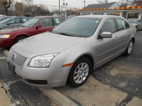 how to sell used cars 2007 mercury milan electronic valve timing buy used 2007 mercury milan i 4 in 3700 kellogg ave cincinnati ohio united states for us