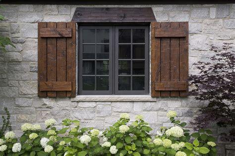 Black Exterior Windows Ideas Phenomenal Exterior Shutters Decorating Ideas