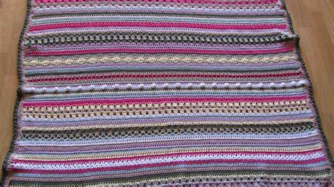 decke mit ärmeln wolle crochet along babydecke gr 246 223 er h 228 keln schoenstricken de