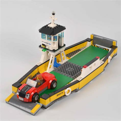 lego ferry boat review 60119 ferry brickset lego set guide and database