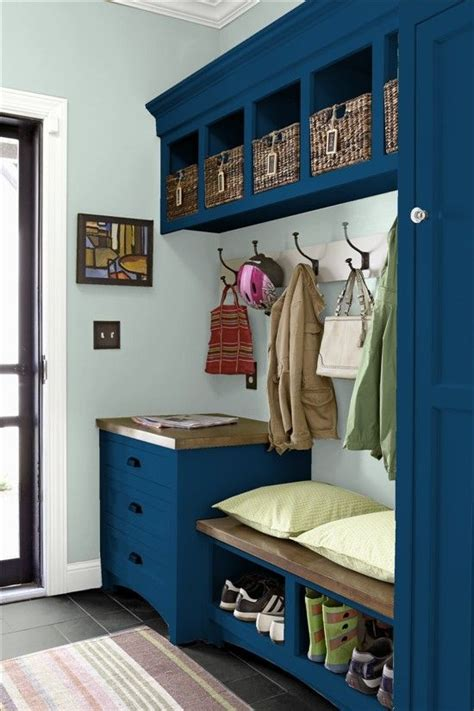 Entryway Bench With Hooks by 32 Small Mudroom And Entryway Storage Ideas Shelterness