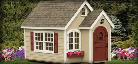 Cottage Playhouse Plans by Cottage Series Playhouse Homeplace Structures