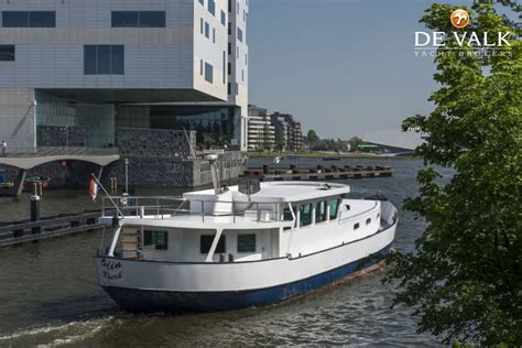 ligplaats woonschip woonschip 23 m motor yacht for sale de valk yacht broker