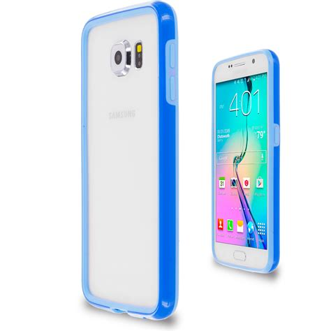 Hardcase Karbon Samsung S6 for samsung galaxy s6 bumper frame tpu rubber cover color ebay