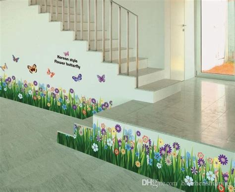 Wallborder Sticker Dinding B1017 13 fancy 3d wall stickers for room top inspirations