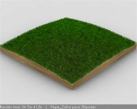 tutorial cesped vray sketchup 3ds max c 233 sped hierba grama musgo con vray p 225 gina 2