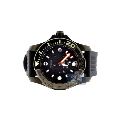 Swiss Army Master swiss army dive master 500 black rubber 241555