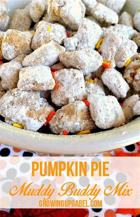 Pie Kunang Mix Flavour growing up puppy mix and pumpkin pies on