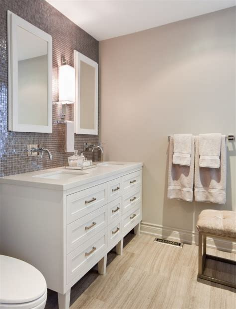revere pewter in bathroom greige paint color contemporary bathroom benjamin