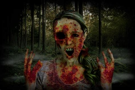 zombie tutorial using photoshop zombie photoshop tutorial photoshop zombie effect