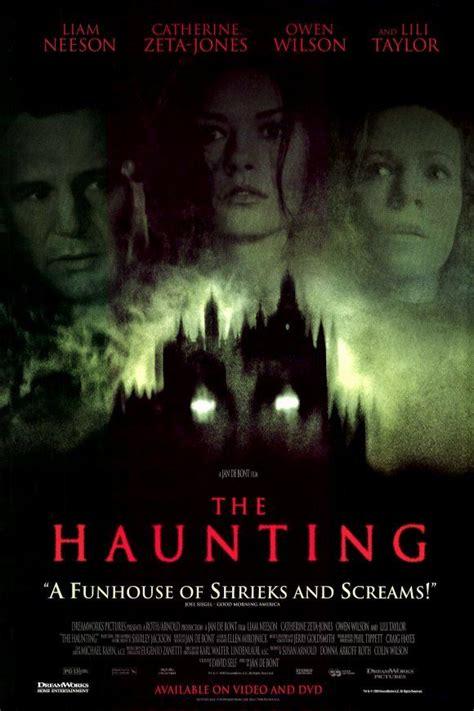 owen wilson catherine zeta jones the haunting movie very good scary movie loved liam