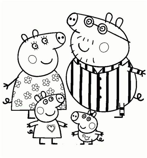 nickelodeon coloring book collection of peppa pig coloring book nick jr