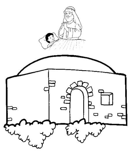 elisha heals the shunamite s son msss bible collages
