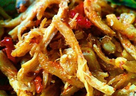 resep ayam suwir bali oleh esi cookpad