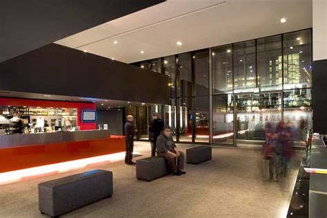 Theatre Foyer Belgrade Theatre Coventry Building E Architect