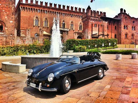 Auto D by Noleggio Macchine D Epoca A Bergamo