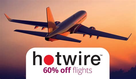 Hotwire Gift Cards - hotwire promo code get 60 off flights 43 off hotels