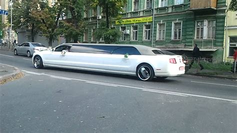 mustang limo ford mustang limousine kiew