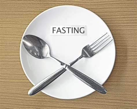 when is fasting fasting it does a and soul spirit
