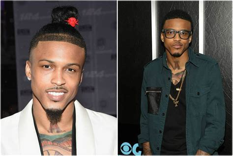 august alsina weight and height august alsina s height weight his heart of gold