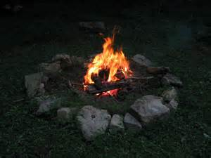 Backyard Fire Pit by Campfire At High Alps Ordinary Mostly