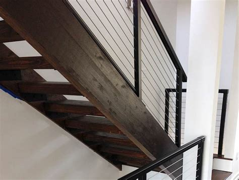Difference Between Banister And Balustrade by Cable Rail Stairs Studio Design Gallery Best Design