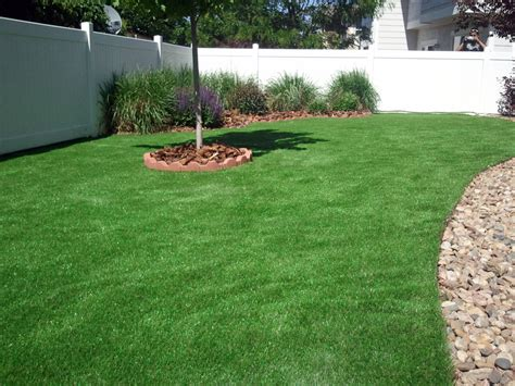 backyard turf plastic grass tucson arizona gardeners backyard