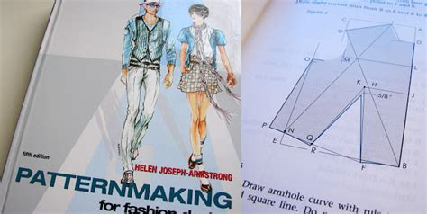 patternmaking for fashion design helen joseph armstrong download my little nook resolutions 2011