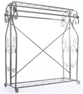 top_shelf_clothing_rack_RKD91_grey wire chrome shelving 19 on wire chrome shelving