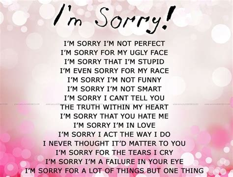 poems to say i love you im 225 genes de amor con movimiento best 25 im sorry quotes ideas on pinterest im sorry i