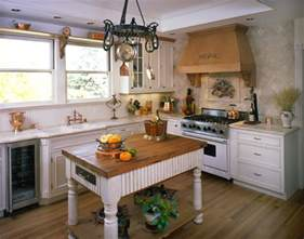 The focal point of this rustic douglah designs kitchen remodel is a