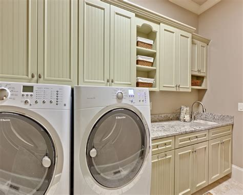 Laundry Room Cabinet Design Fascinating Laundry Room Cabinets Ideas In Modern Appliances