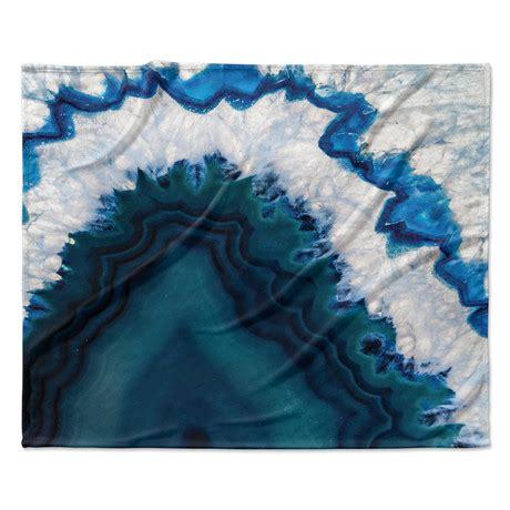 kess inhouse marble + geode bedding touch of modern