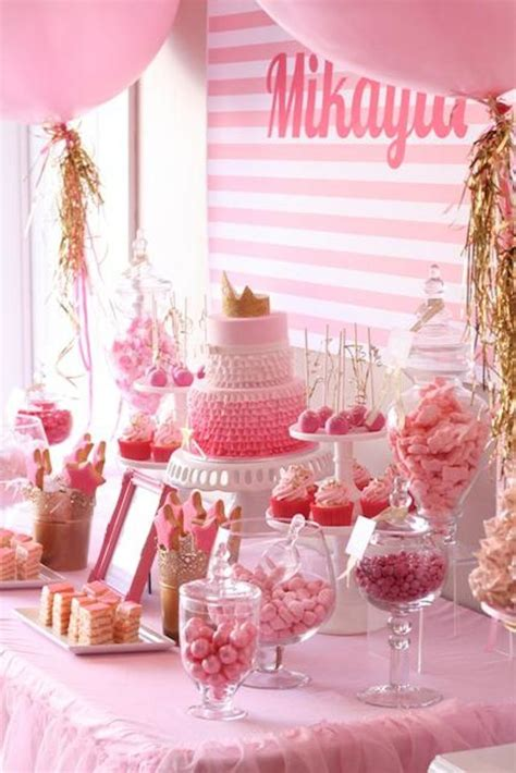 pinkalicious  birthday princess party karas party