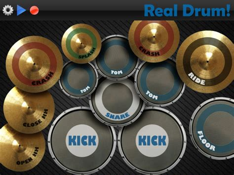 tutorial main real drum android aprende a tocar bater 237 a con real drum en android