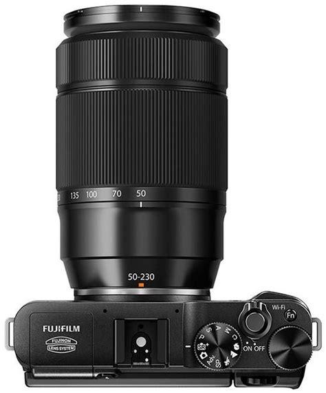 Lensa Fujifim 50 230 Mirroless fujifilm xc 50 230mm f 4 5 6 7 ois lens announced price specs